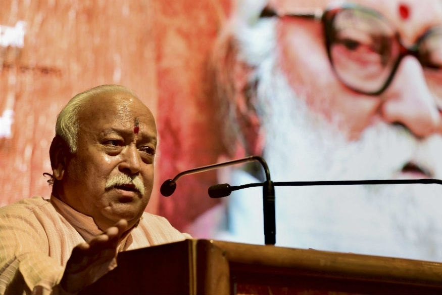 RSS Chief to speak at World Hindu Congress