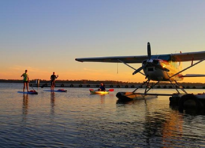 Sea plane to be in city skies very soon