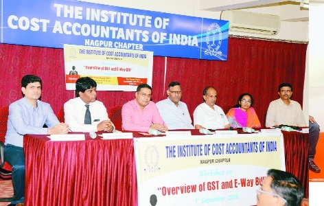 'Cost accountants must tell clients to file GST returns in time'