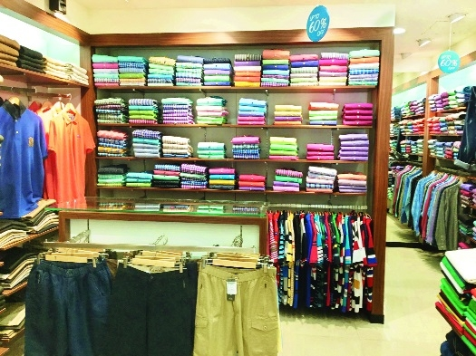 Apparel exports to see modest growth: Report