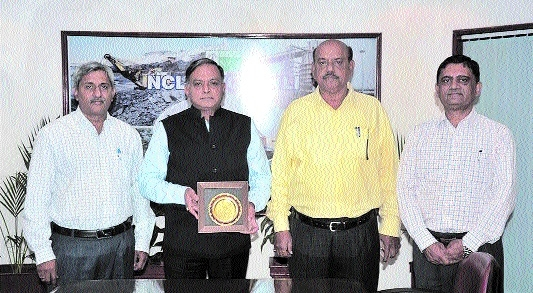NCL CMD Sinha gets ICC PSE Excellence Award