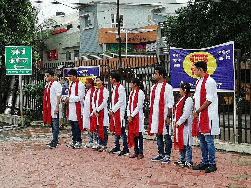 Doctors' Nukkad Natak to promote eye donation