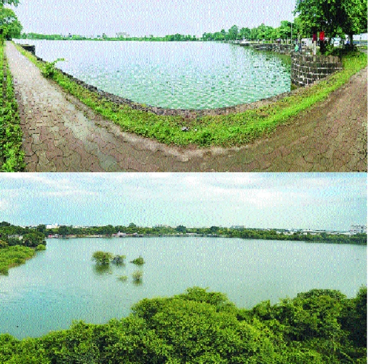 Sonegaon Lake: A beauty with blots