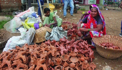 Traditional festival 'Pola' losing sheen in Bhilai