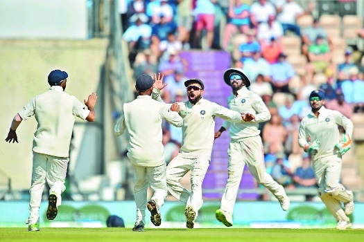 This team has played better overseas: Shastri