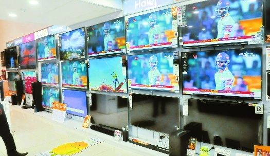 Rupee depreciation pushes up prices of electronic goods