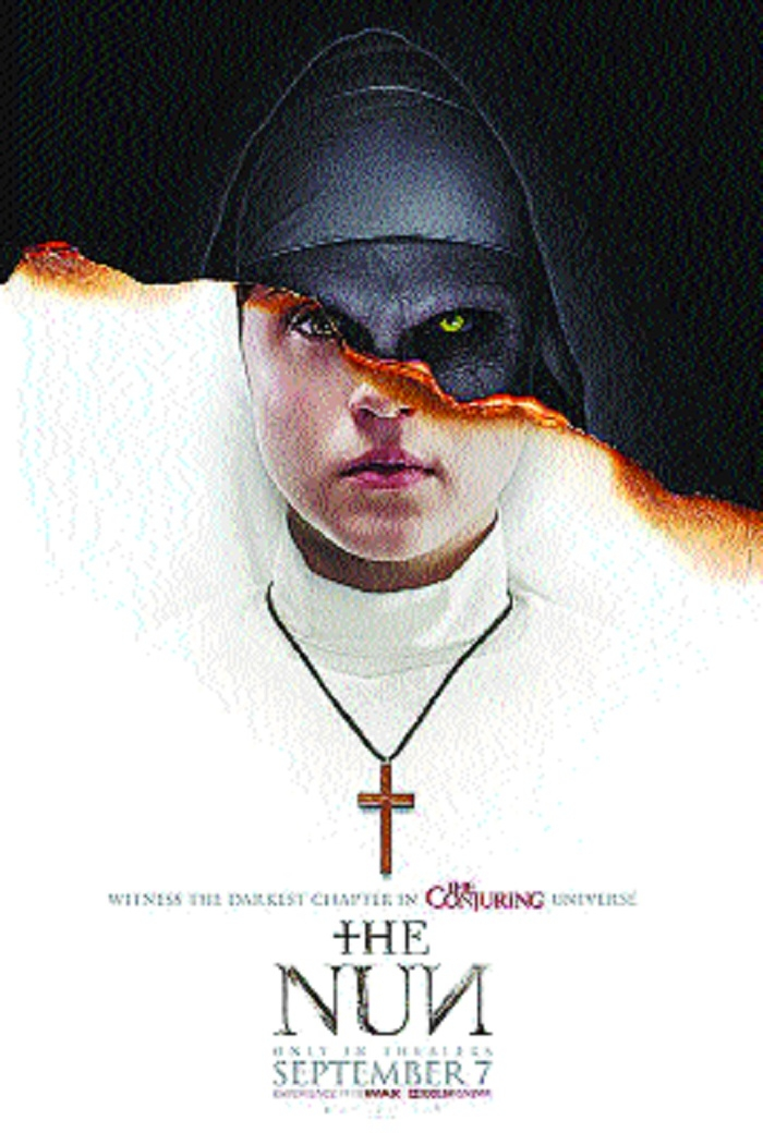 'Conjuring' up the scares