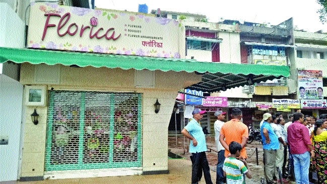 Closed shop of CM's son attracts eyeballs