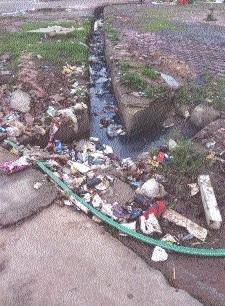 CGHB turns blind eye towards deplorable state of sanitation in various colonies