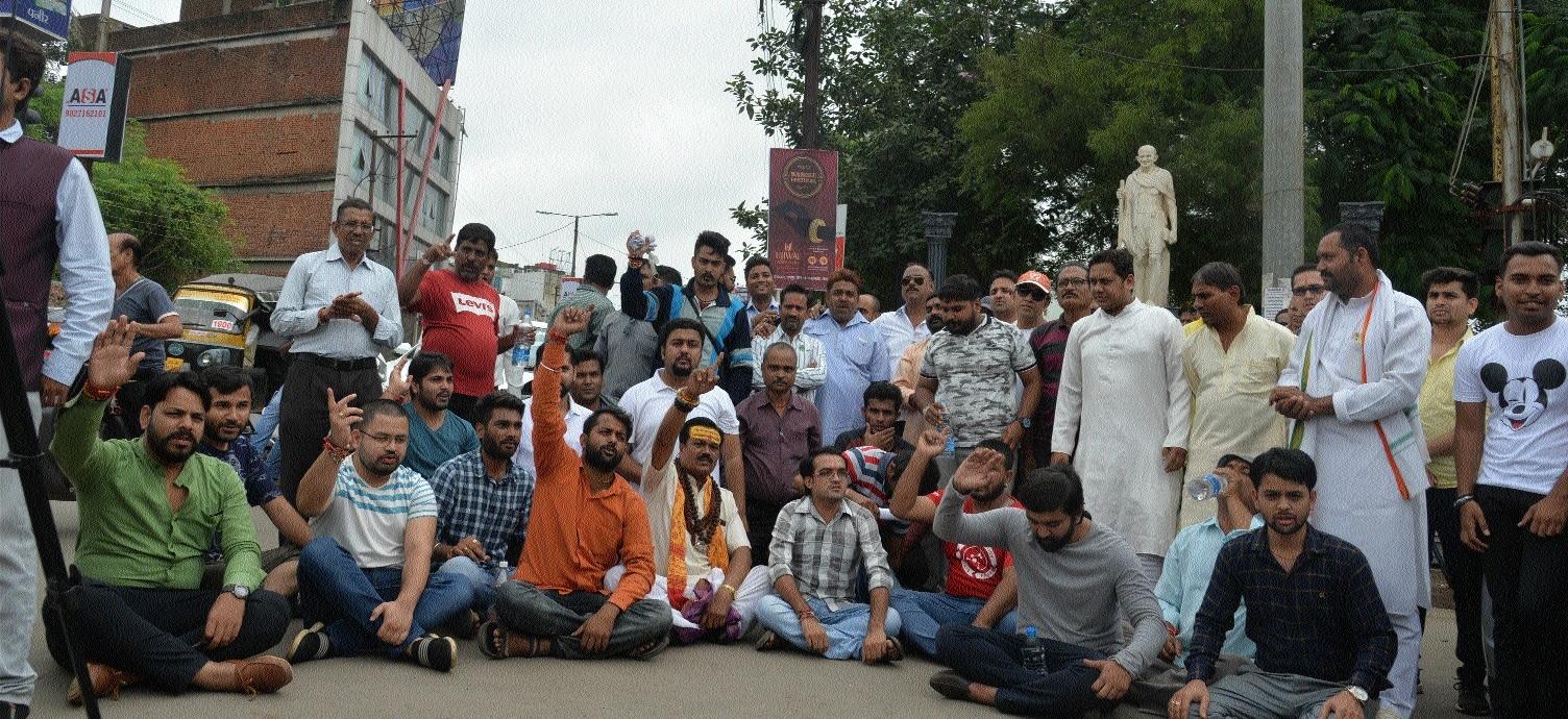 'Bharat Bandh' evokes lukewarm response