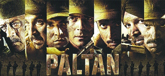 This Paltan lacks punch