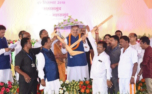 'Atal Vision Document' committed to uplift poor, farmers: CM