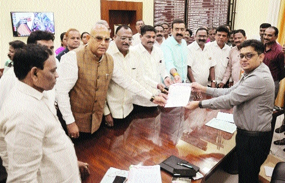 BJP MLAs for flawless electoral rolls