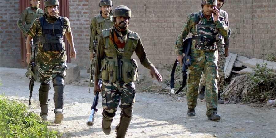 Lashkar militant killed in Anantnag