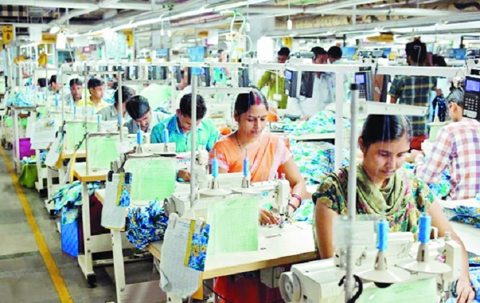 'Performance of textiles industry better'