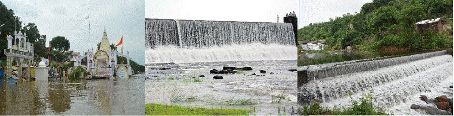 Bargi Dam authority opens gates to prevent flooding