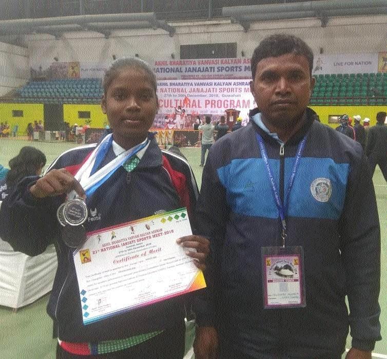 Ramita Sori shines at National Sports Meet