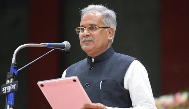 Baghel writes to all Distt Collectors shortlisting Government's priorities