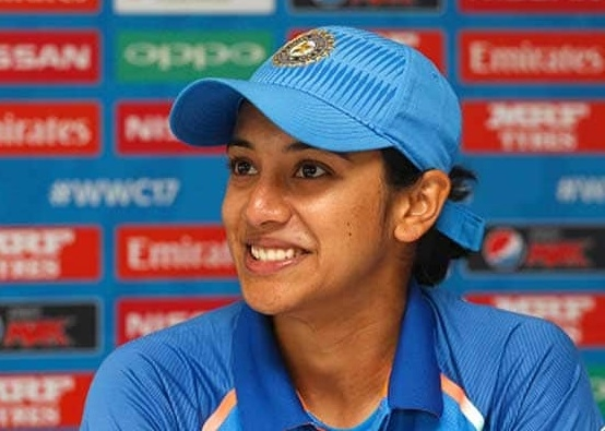 Mandhana is ICC 'Women's Cricketer' and 'ODI Player of the Year'