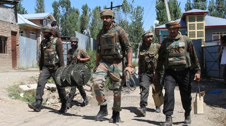 BAT attack foiled along LoC, two 'Pakistani soldiers' killed