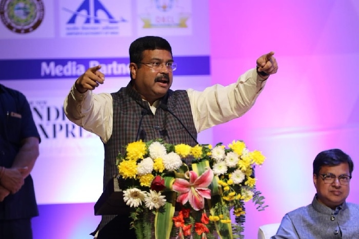 Young minds must find solutions to India's complex problems: Pradhan