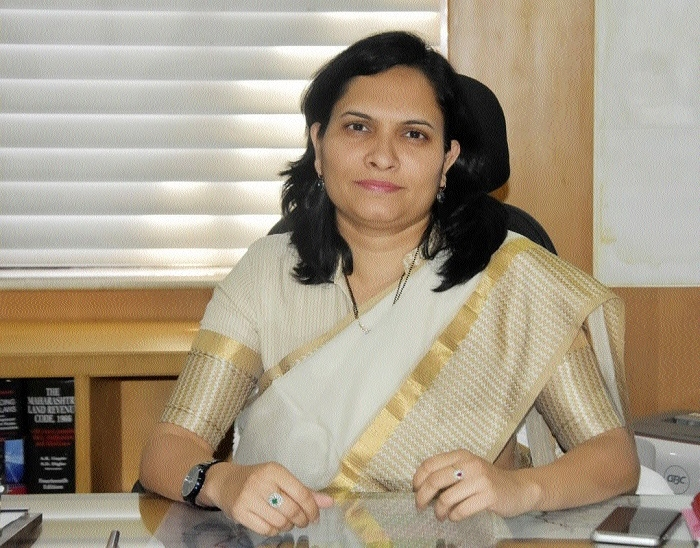 Sheetal Ugale takes charge as NIT chief