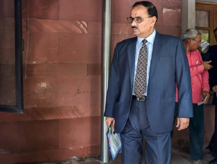 Alok Verma resumes office after 77 days