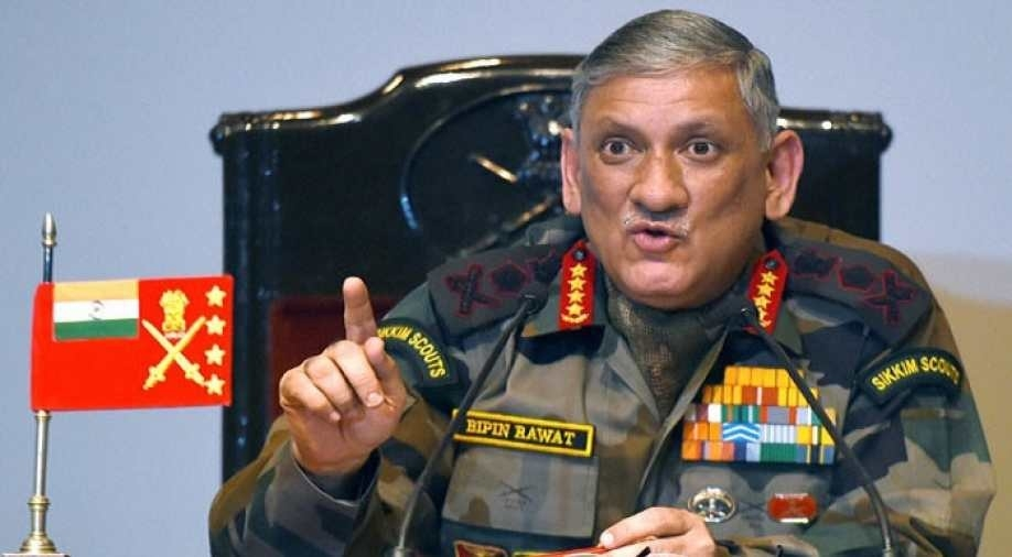Terrorism a new form of warfare: Army Chief