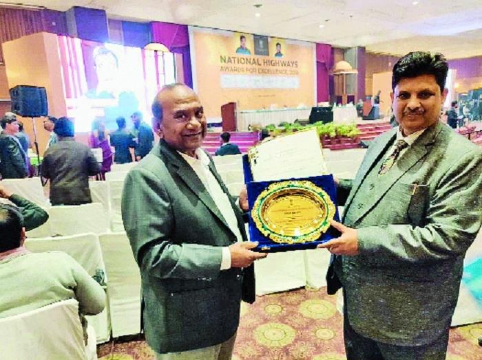 Oriental receives prestigious award