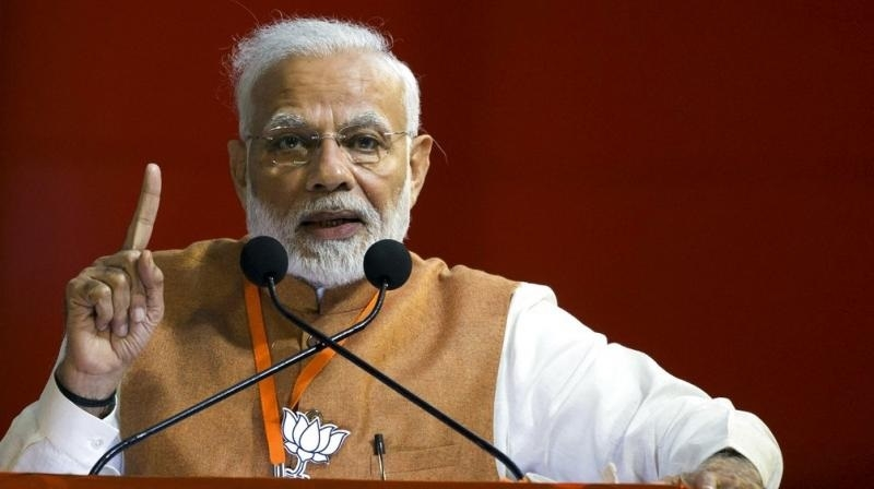 BJP open to alliances and cherishes old friends: PM