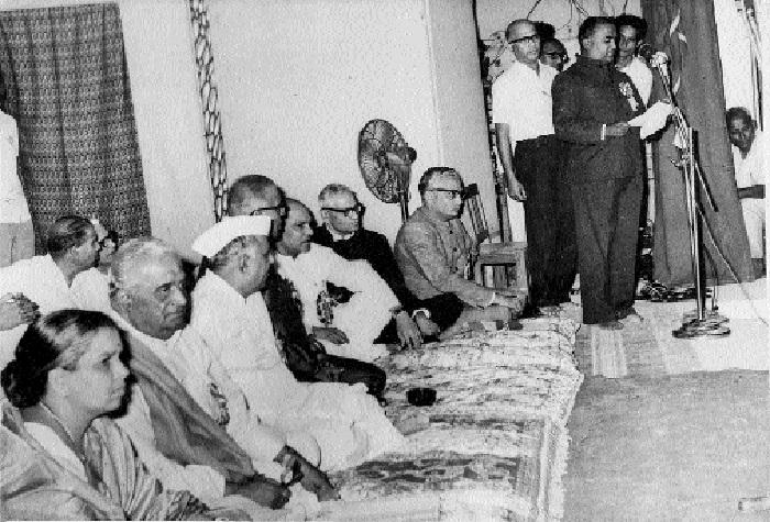 Memories of a Sammelan held 45 years ago refreshed