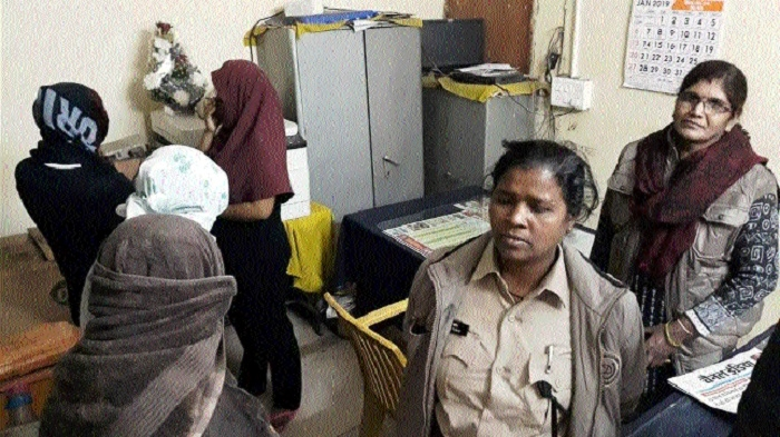 Sex racket busted at Zara Spa Centre