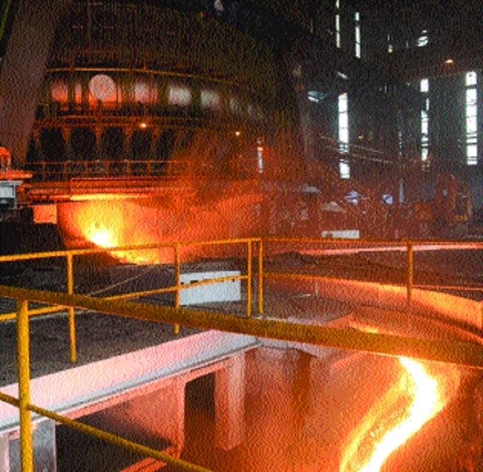 BF 8 once again clocks Highest Daily Hot Metal Production
