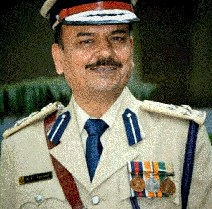 State Govt reinstates IPS K C Agrawal