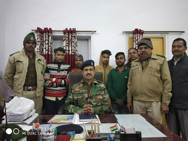 All accused in youth's murder arrested