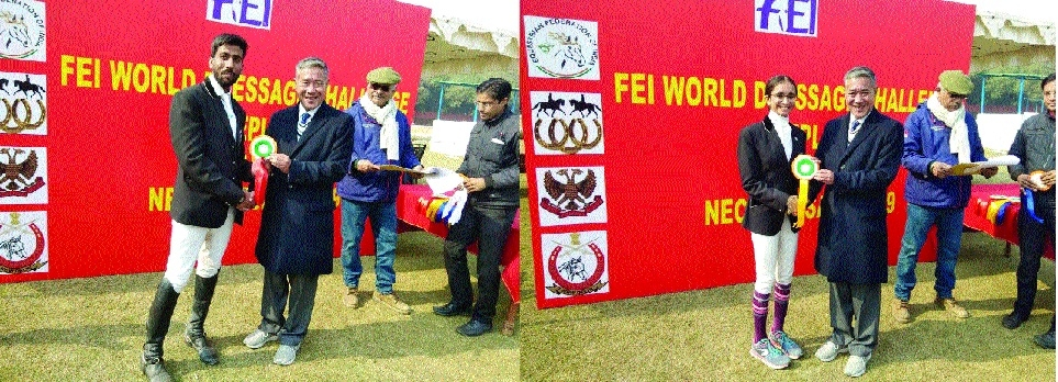 MP Equestrian Academy players bag 3 medals