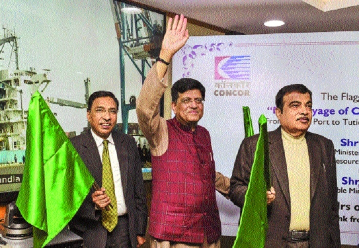 Concor aims annual turnover of Rs 25,000 cr in 5 yrs: Goyal