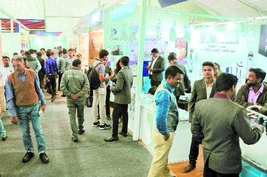 Good response to Rachana expo