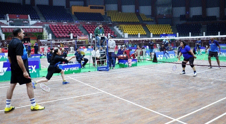 All India Forest Sports Meet: CG leads medal tally