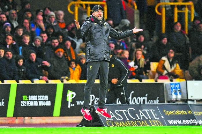 Liverpool's Klopp is best coach