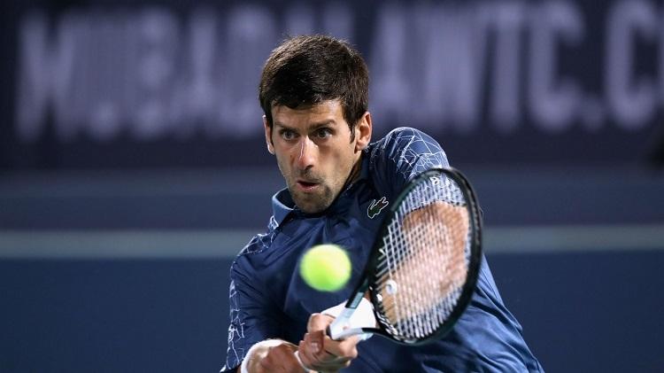 Djokovic back to where it all began