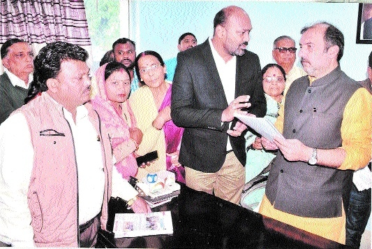 Cantt Board demands mutual exchange of land