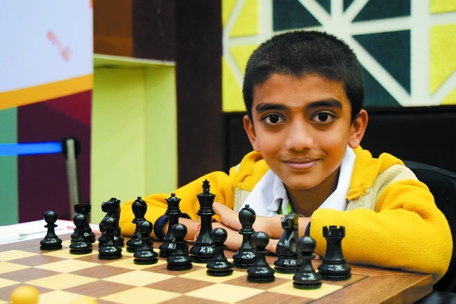 Chennai lad crowned world's second youngest Grand Master