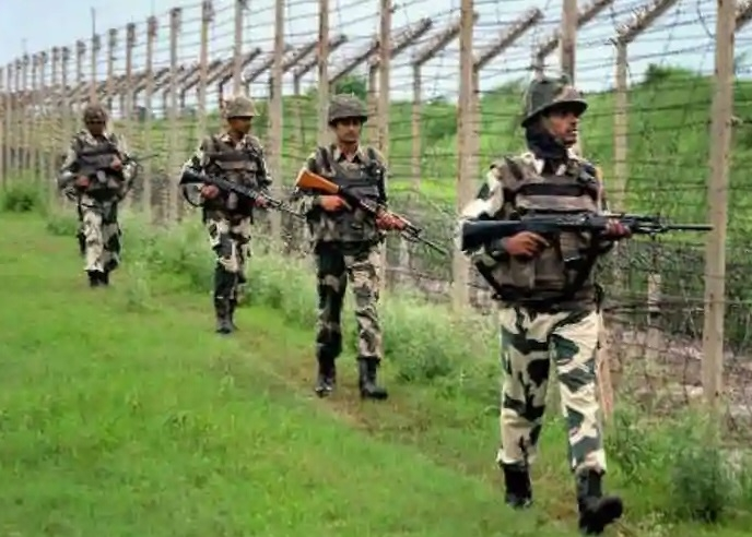BSF officer killed in sniper firing by Pak