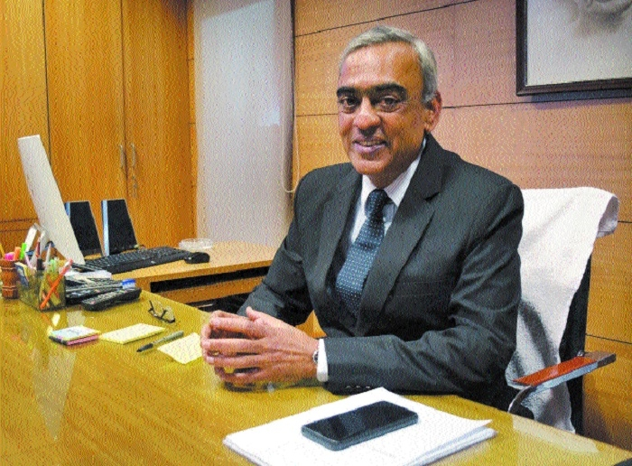 New CS S R Mohanty takes charge