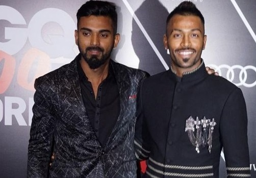 Let Pandya, Rahul play while inquiry is on: BCCI president urges CoA