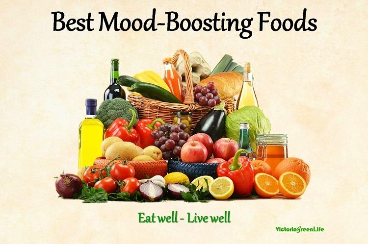 Mood-Boosting Foods