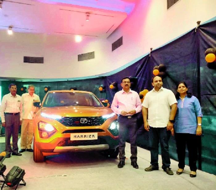 Jaika Motors launches Tata Harrier SUV