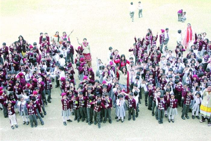 Vaccination campaign held at Sagar Public School