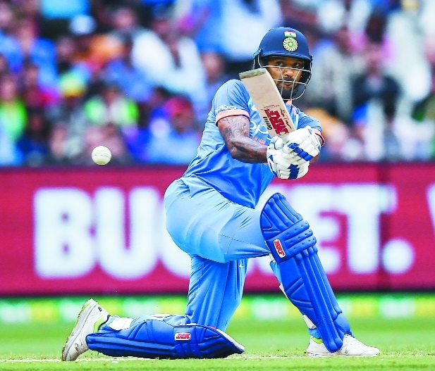 Competition within team getting stiffer: Dhawan